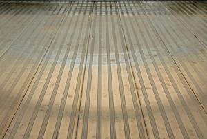 Non-skid Aluminum