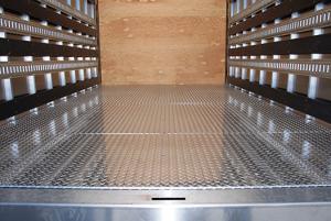 Aluminum Treadplate Overlay