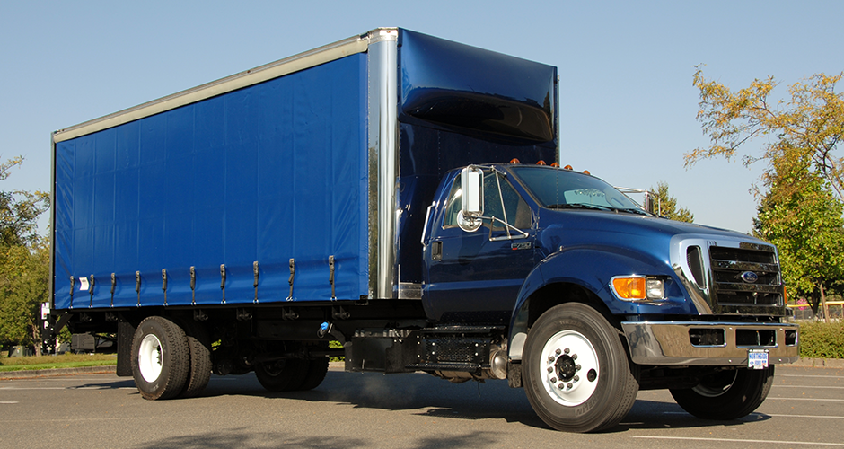Curtainside Truck Options