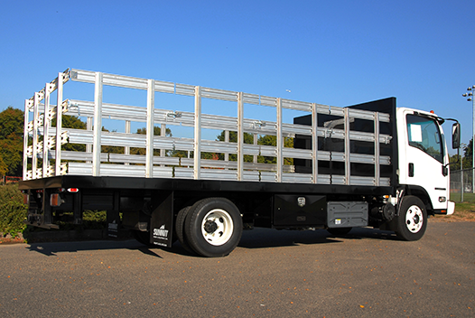 Summit can custom build your truck body flatbed to your specifications.